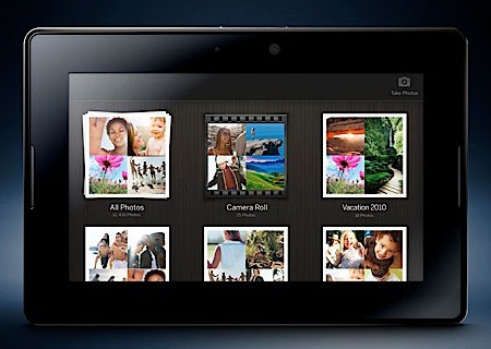 BlackBerry Playbook - TabletGuide.nl