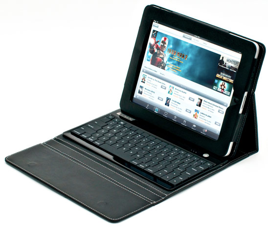 Crux Case - TabletGuide.nl