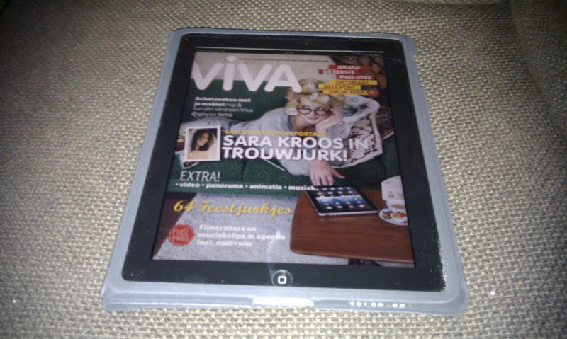 VIVA iPad app - TabletGuide.nl