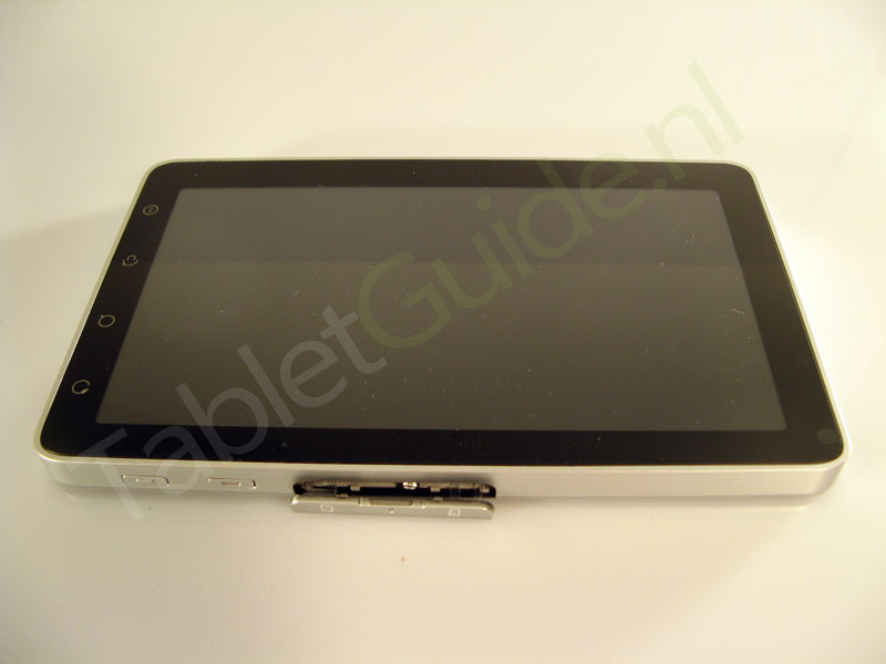 Viewsonic Viewpad 7 Review - TabletGuide.nl