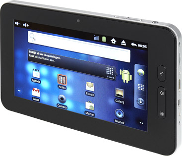 Qware Tablet 7 Inch Pro2 (Intertoys tablet) review | Tablet Guide