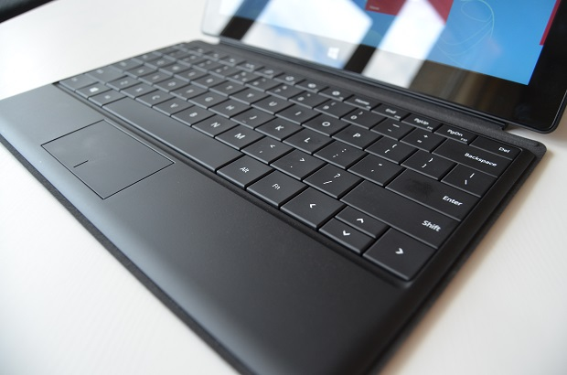 Microsoft Surface Pro Type Cover review (2)