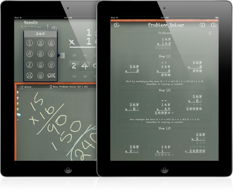 Mathboard iPad