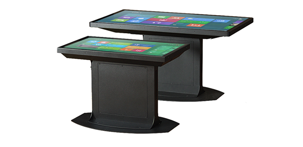 Ideum Platform Multitouch Coffee Table