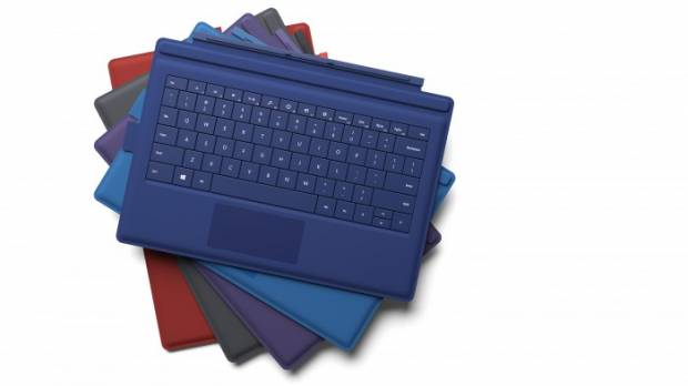 Microsoft Surface Pro 3 Type Covers