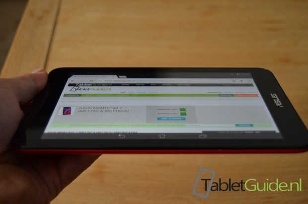 ASUS MeMO Pad 7 ME176CX tablet review (4)