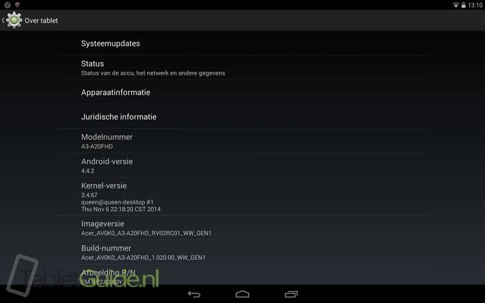 Acer Iconia Tab 10 A3-A20 FHD review screenshot (2)