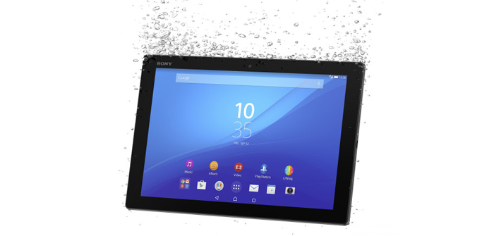 Sony Xperia Z4 Tablet krijgt software update | Tablet Guide