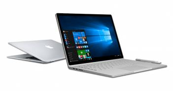 Surface Book of MacBook Pro