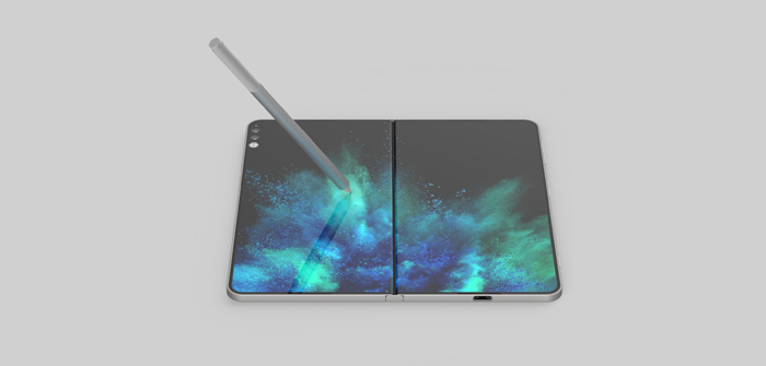 Surface Note conceptfoto