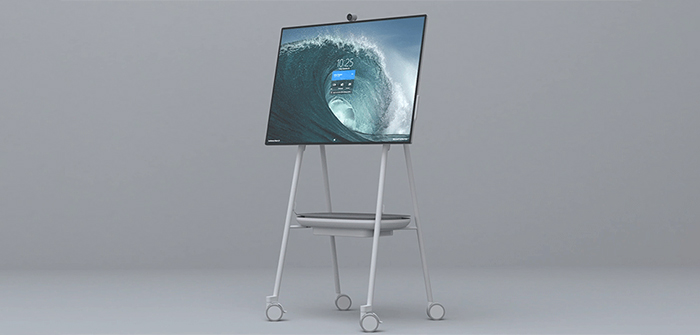 Microsoft presenteert Surface Hub 2S